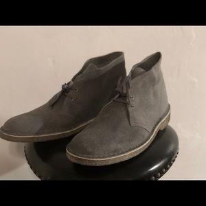 NWT Clark desert boot